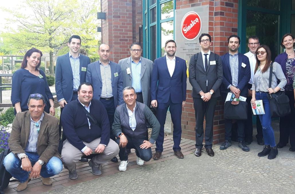 africon GmbH won their first tender with GIZ - africon GmbH