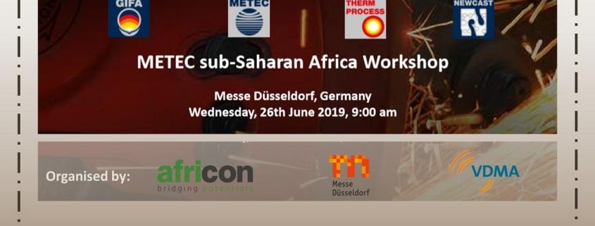 METEC Workshop by africon