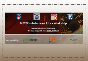 METEC Workshop by africon