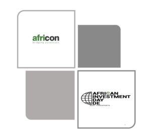 Africa investment day, promotional code